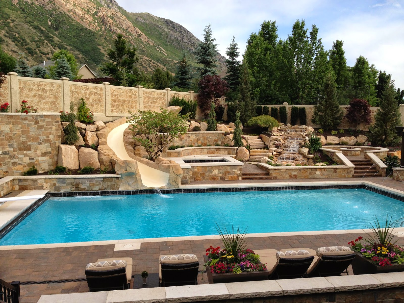 The Aqua House: Utah Valley Parade Of Homes Round Up: What
