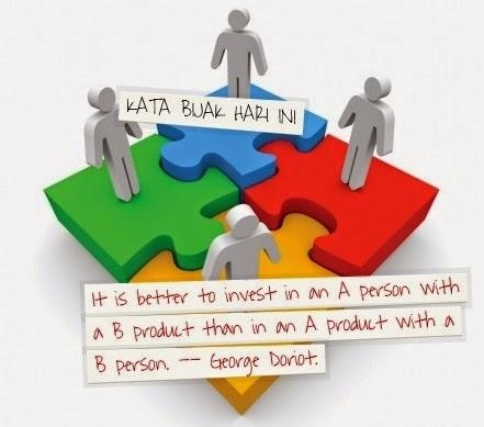 Inovasi human capital melingkup 3 faktor penting yang dirangkai dalam sebuah manajemen