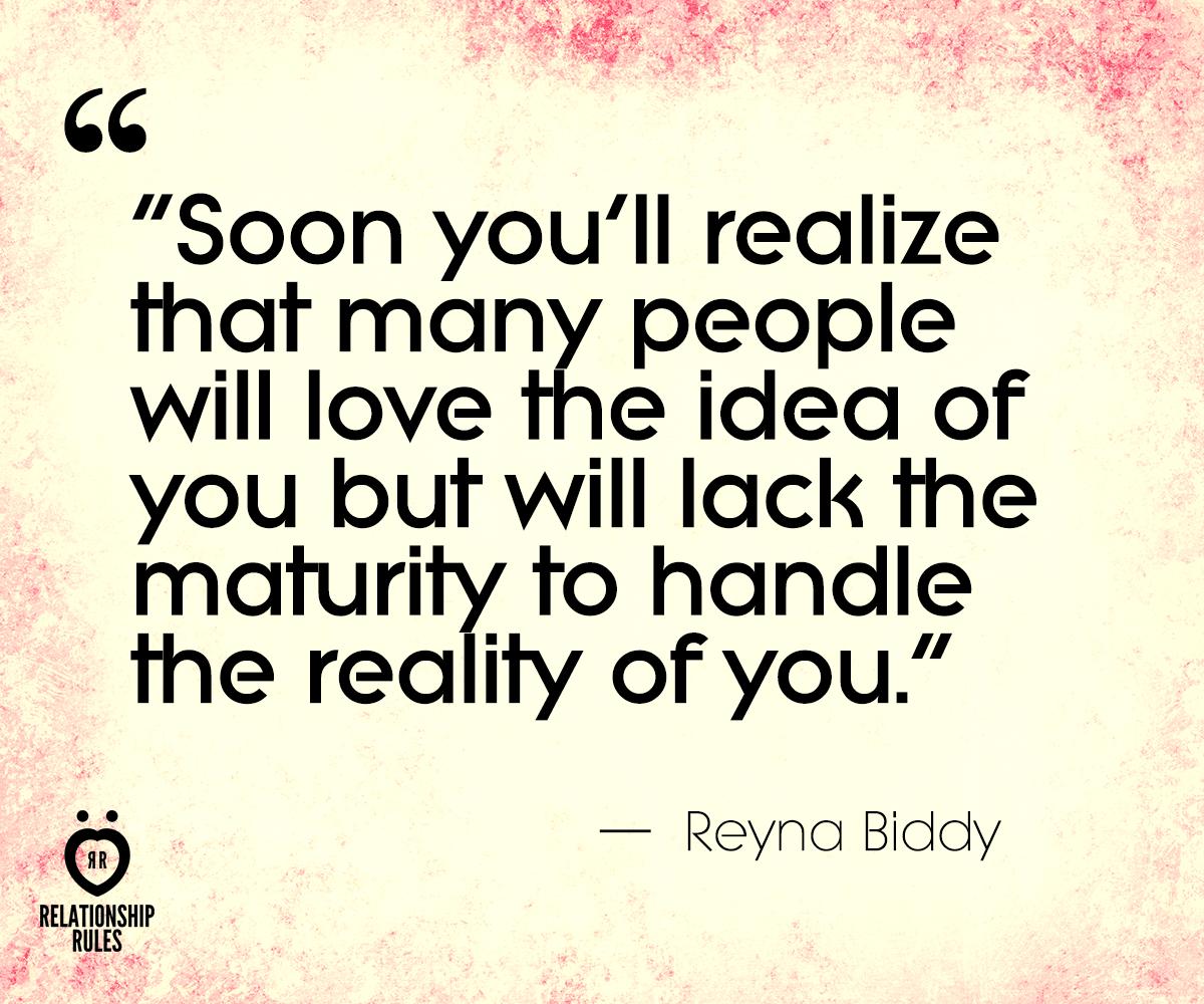 Emotional maturity quotes
