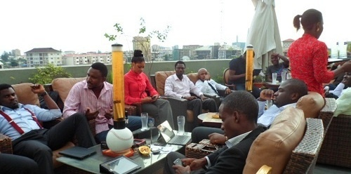 Top 5 spots for a business power lunch in Lagos