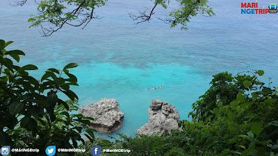 Pantai Sumur TIga Sabang