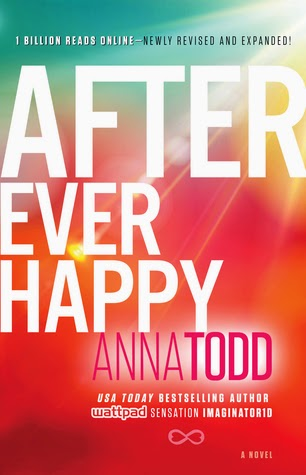 Grownup Fangirl Review After Ever Happy By Anna Todd