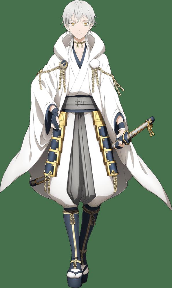"""Katsugeki """"Tsurumaru Kuninaga"""""""