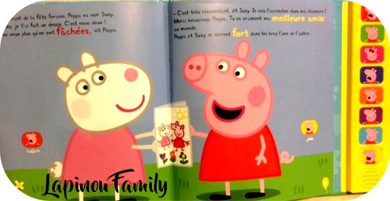 emotions peppa pig