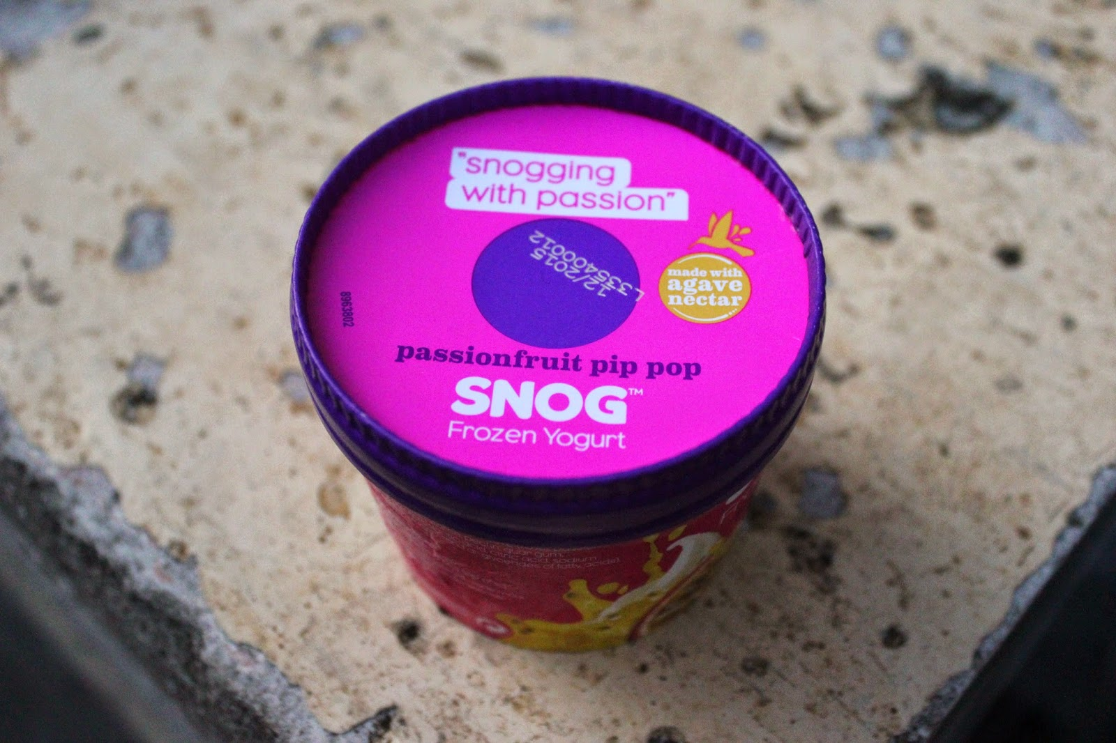 london-fashion-week-2014-lfw-spring-summer-2015-blogger-fashion-freemasons hall-fashion-scout-snog-frozen-yoghurt-food-