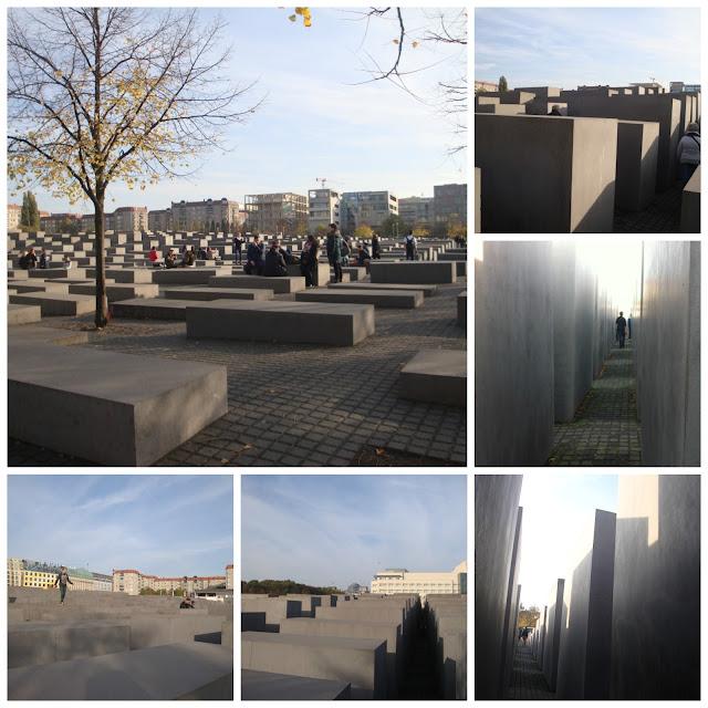 Top 15 coisas para fazer em Berlim - Memorial do Holocausto
