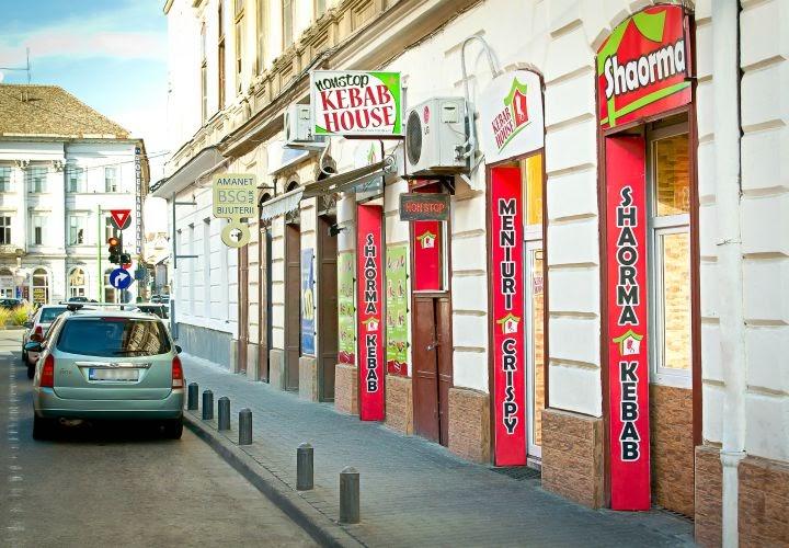 Kebab House, Unirii, Arad