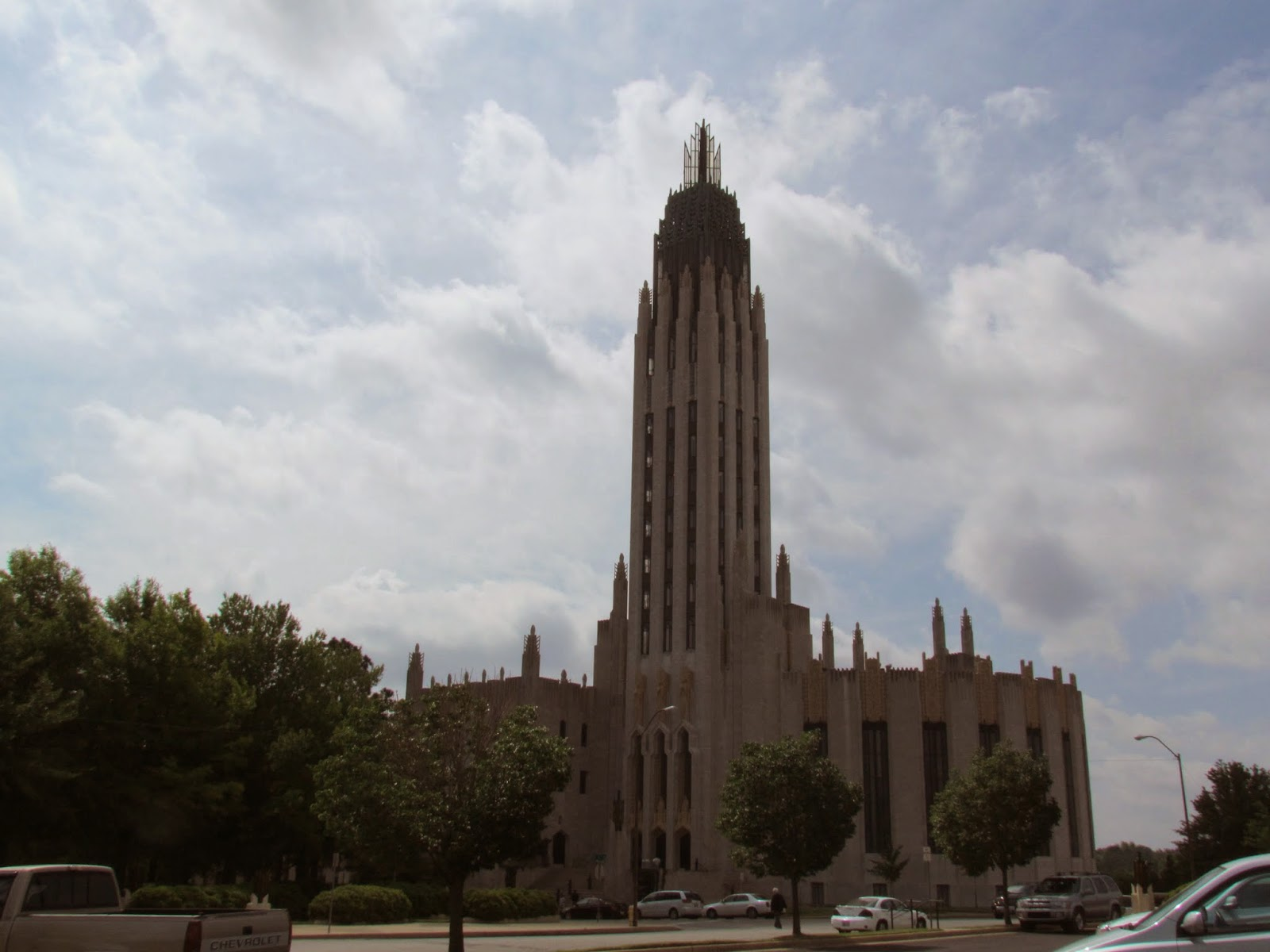 Roving Reports by Doug P 201315 From Tulsa Oklahoma to