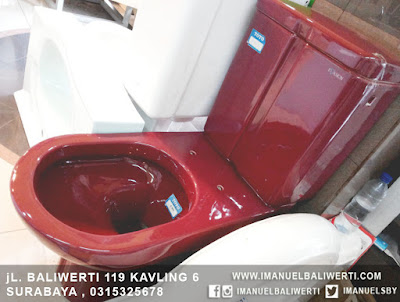 jual kloset duduk toilet closet TOTO imanuel baliwerti surabaya