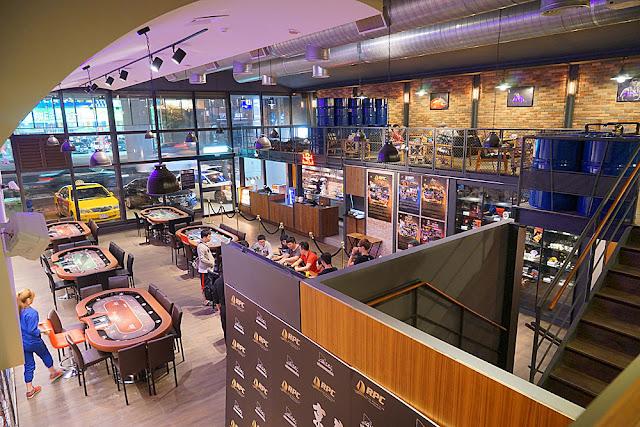 DSC00727 - 熱血採訪│Raise遊戲主題餐廳還可以揪團玩德州撲克遊戲