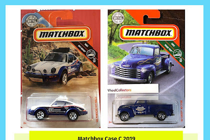 Matchbox Case K 2019 (Mix 3)