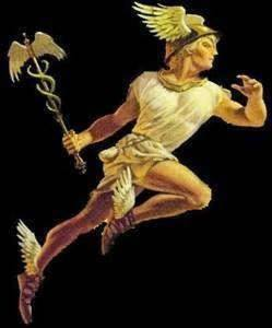 THE STORY OF THE ANCHIENT GOD HERMES