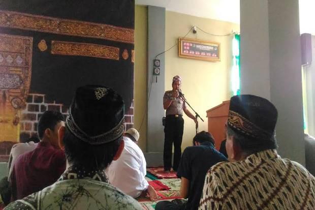 Hadapi Demo 4 November, Polda Banten Kerahkan Pasukan 'Asmaul Husna' Dinginkan Suasana