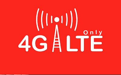 Aplikasi untuk Mengunci Jaringan 4G LTE Only di Android