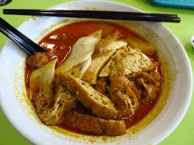 Ah Heng Curry Chicken Bee Hoon Mee, Hong Lim Food Centre