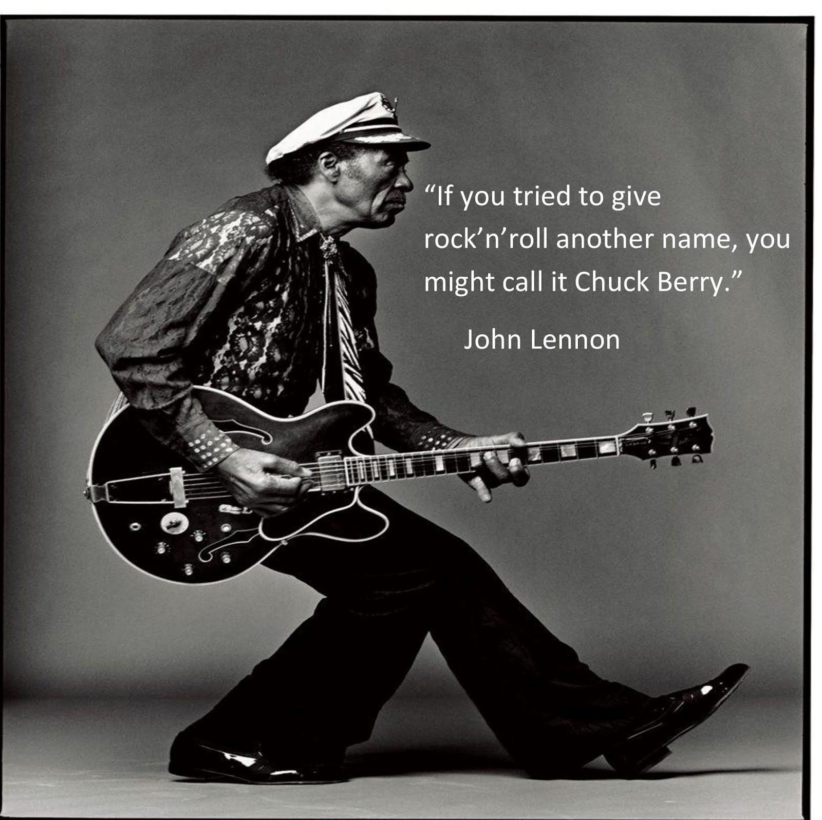 Words & Music: Happy 90th Birthday Chuck Berry