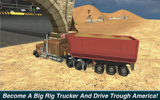 Offroad Truck Driver: Outback Hills APK MOD