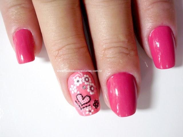 Esmalte Colorama Rosa Pink