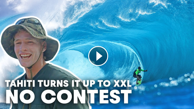 We Had The Cameras Rolling In Tahiti As The World Tour Faced Massive Teahupo o No Contest Ep7