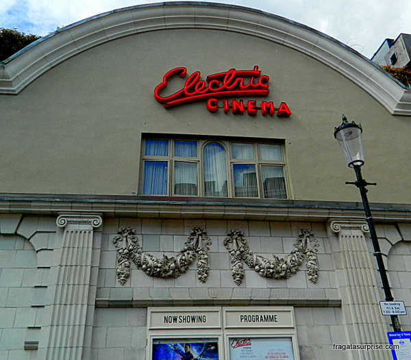 Electric Cinema, Portobello Road, Londres