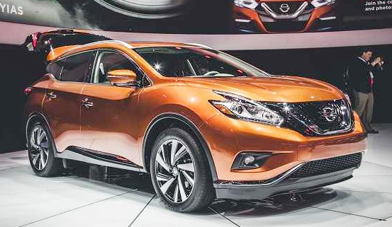 2016 Nissan Murano Release Date