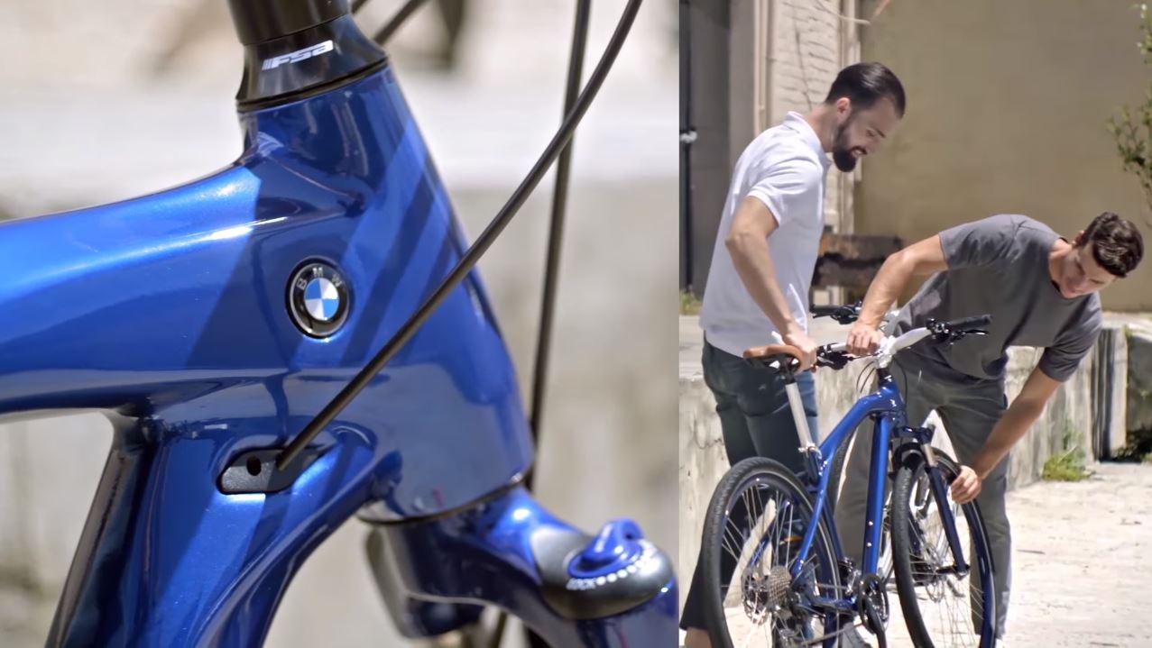 Canzone Pubblicità BMW Bikes (biciclette)