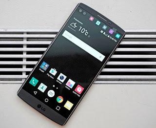 Melihat Rancangan Elegan LG V20