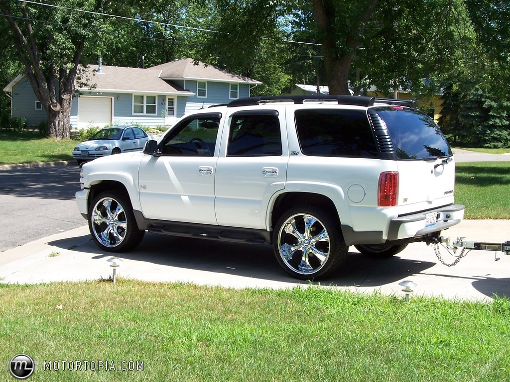 Latest Chevy Tahoe Z71 Review Futuristic Car Design Pictures