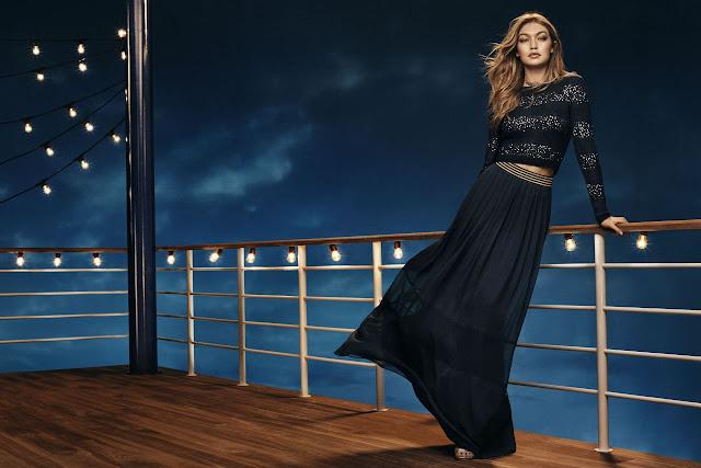 Gigi Hadid – Tommy Hilfiger Holiday 2016 Campaign