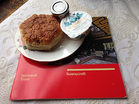 Sunnycroft scone