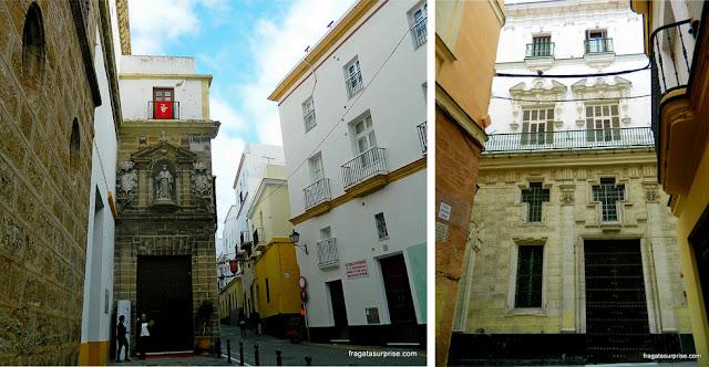 Igreja de Santo Domingo e Hospital del Carmén, Cádiz, Andaluzia