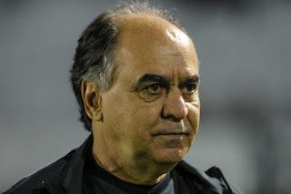 Treinador deixa o clube após derrota para o Grêmio na primeira partida da final da Copa do Brasil