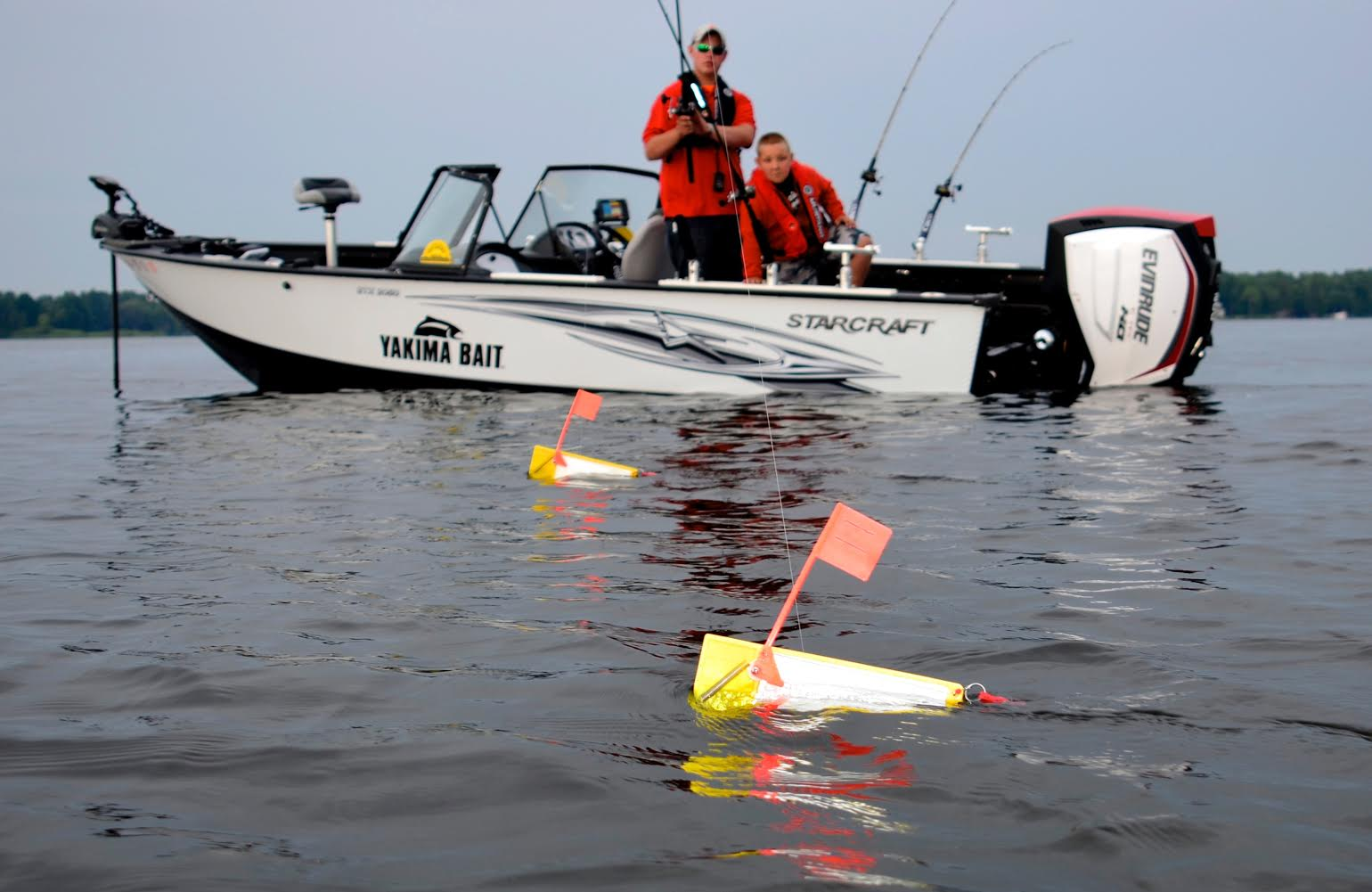 "the ""411 on fishing"" : what can i catch on a planer board?, Reel Combo"