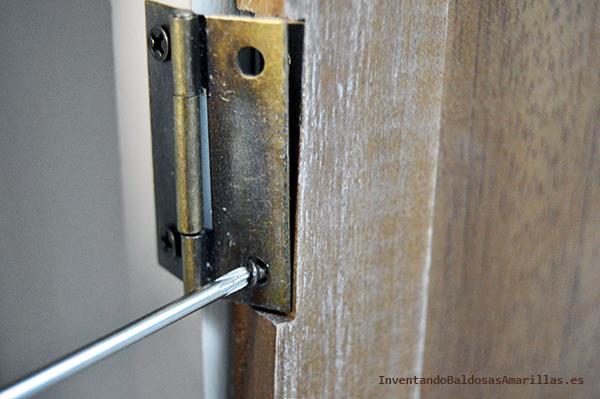 Desmontar una puerta