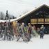 Ski à Vallée Bleue
