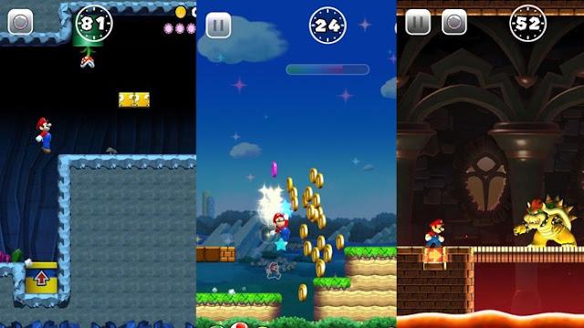 تحميل لعبة Super Mario Run للأندرويد اخر اصدار