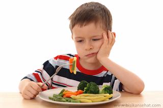 Tips Cara Mengatasi Anak Susah Makan