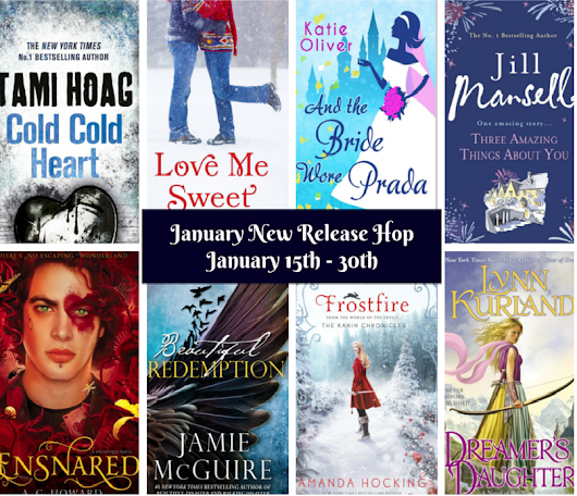 January New Release Giveaway Hop!