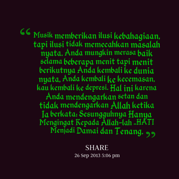 share quotes renungan