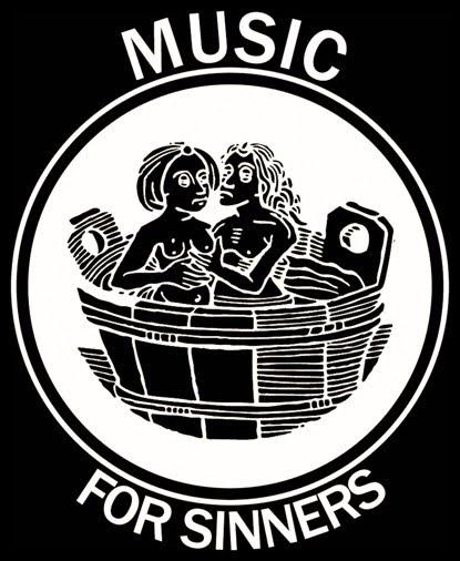 MUSIC FOR SINNERS NETLABEL 8 - fanzine