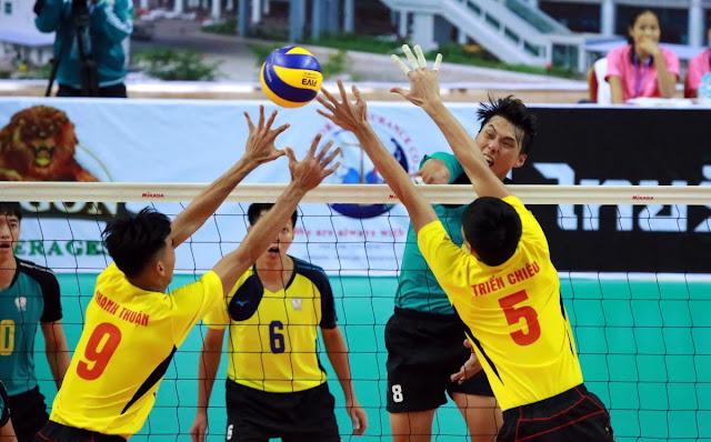 Cúp các CLB nam vô địch châu Á - SMM 2018: Sanest Khánh Hòa lọt vào tứ kết