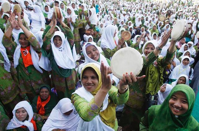 Muslimat NU Lahirkan Pejuang Aswaja dan Penjaga NKRI
