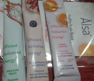 lsa - Energy Drink Mix