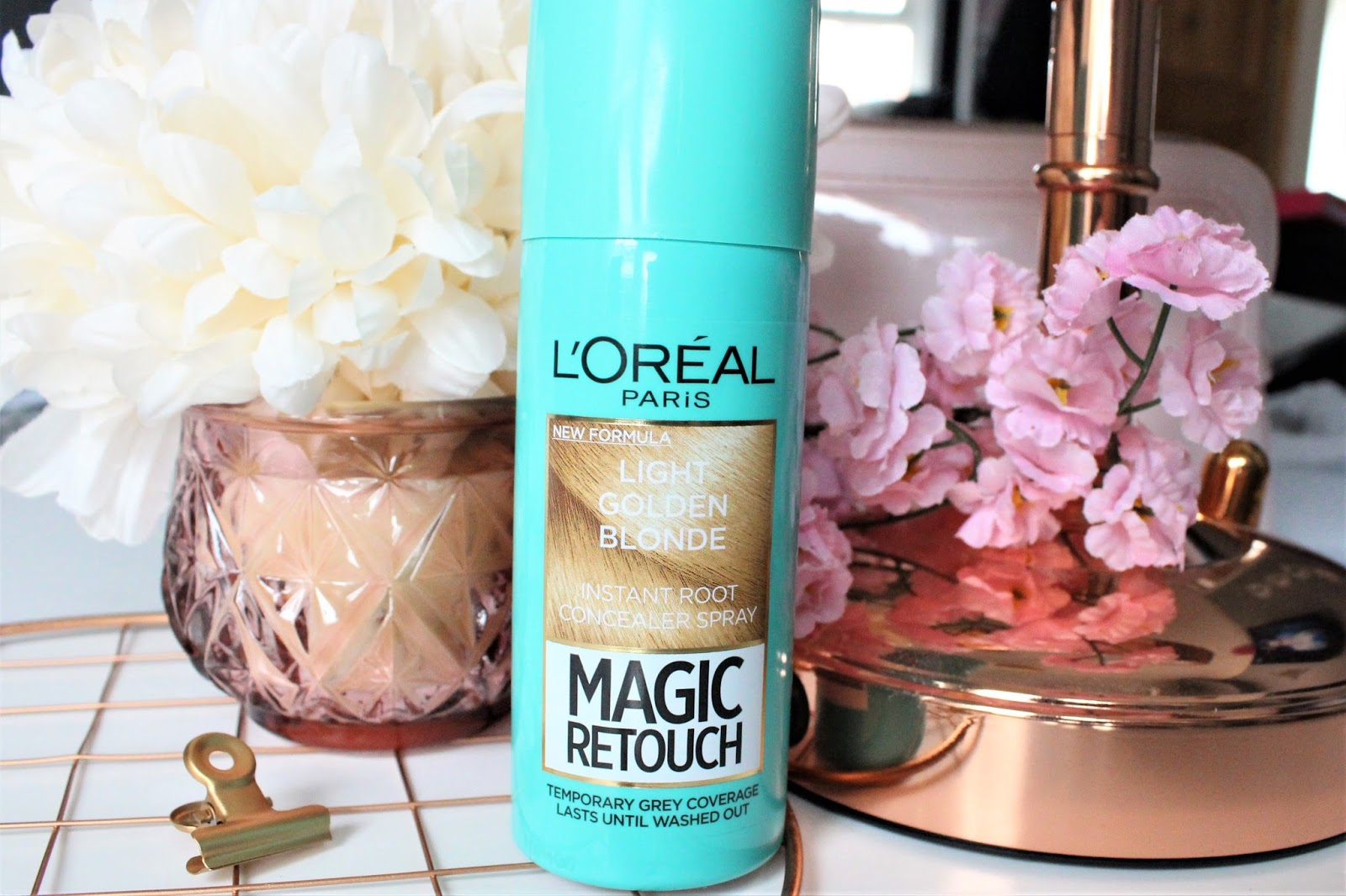 l'oreal magic retouch review