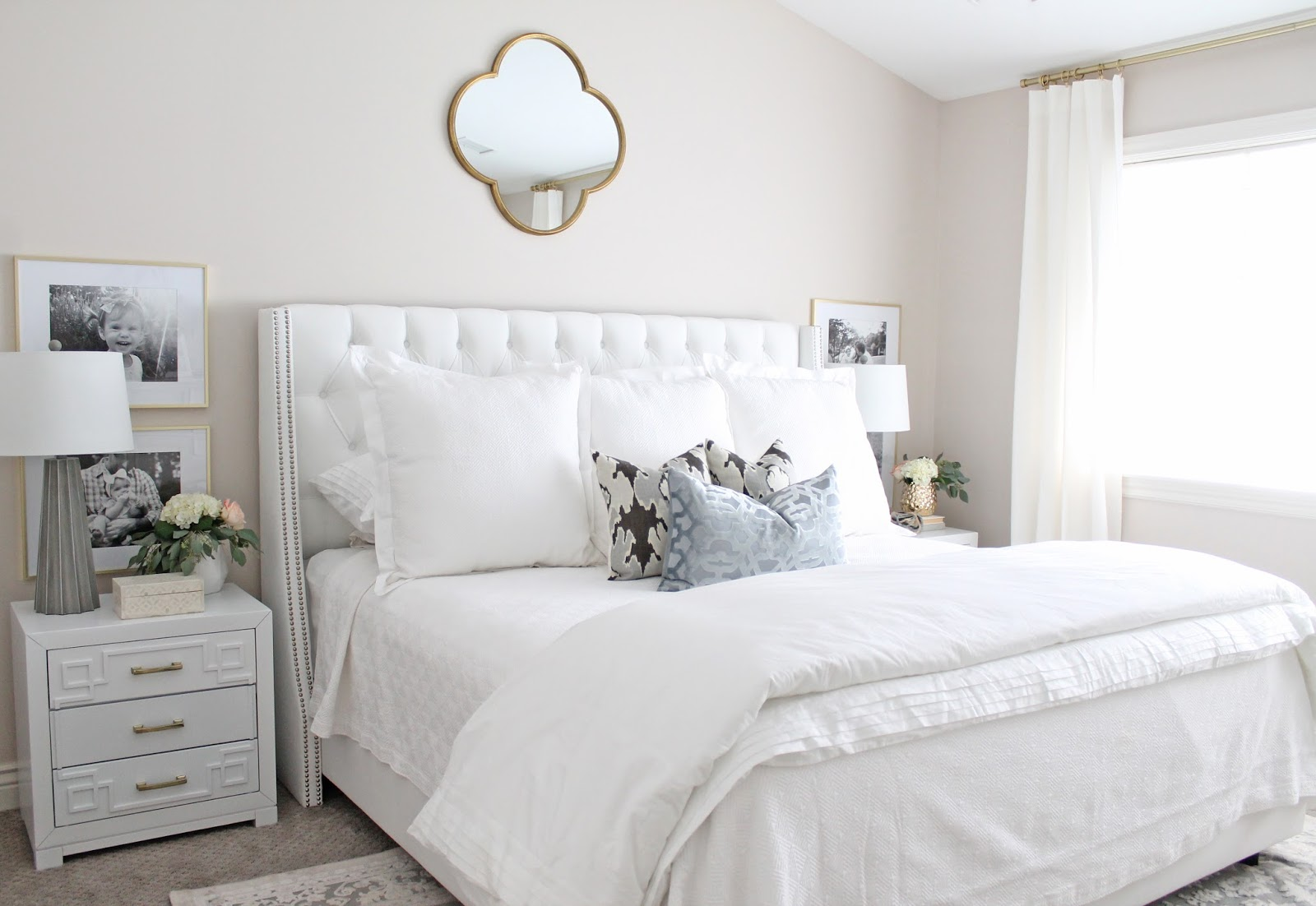 Master Bedroom Reveal This post contains affiliates