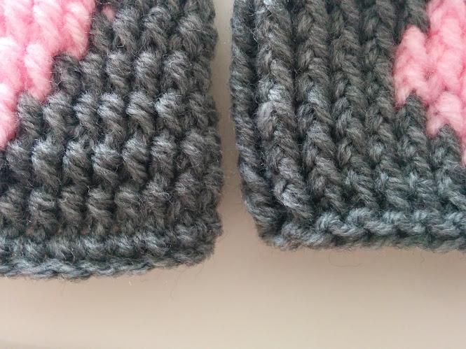 Heart Cozy Crochet Teacher Gifts