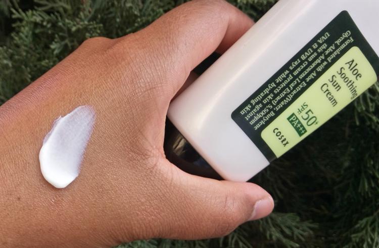 Review: Cosrx Aloe Soothing Sun Cream