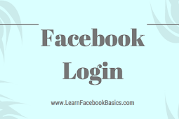 Facebook Login And How To Create New Facebook Account