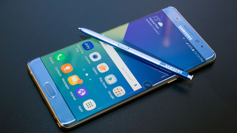Informasi Teknologi - Samsung Galaxy Note 7