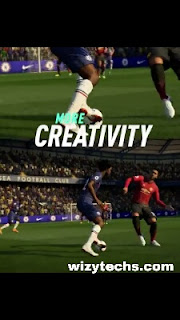 Fifa 2019 player creativity